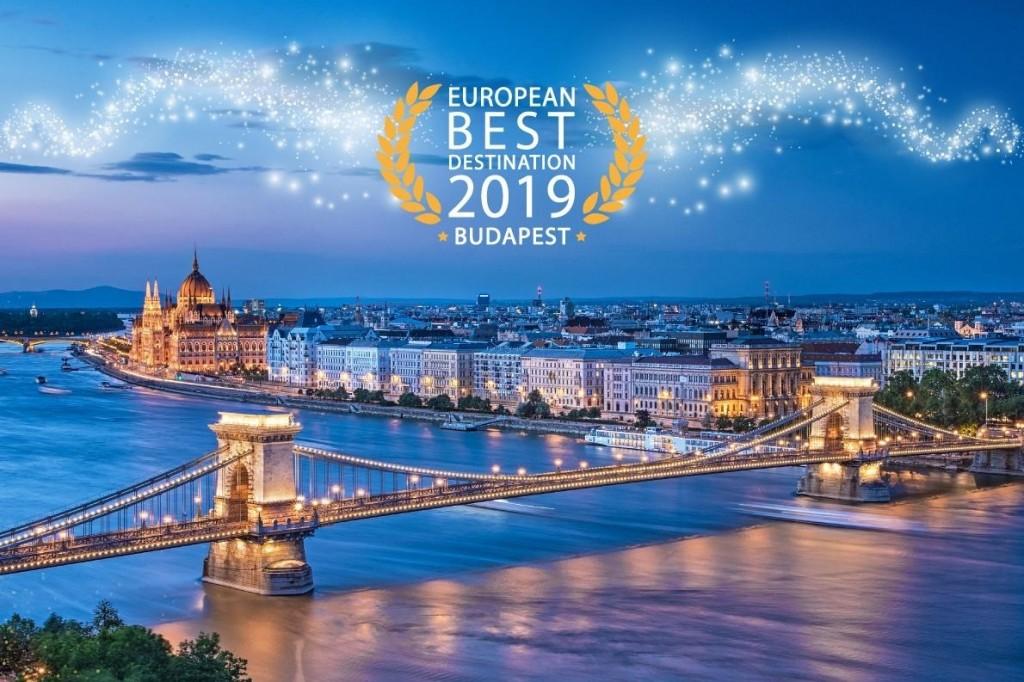 2019 legjobb európai uticélja: Budapest