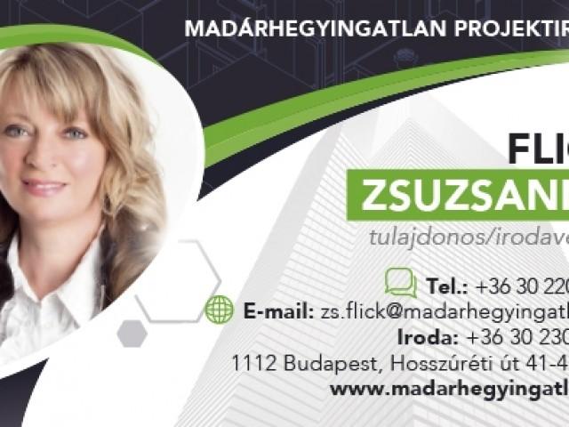 Madárhegyi ingatlanértékesítő kollégák